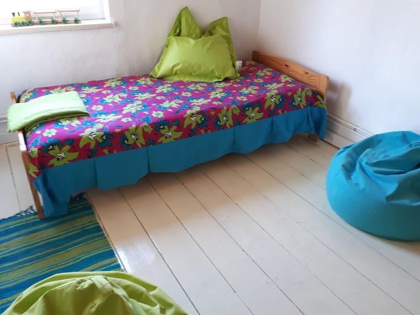 Schlaf/spielzimmer